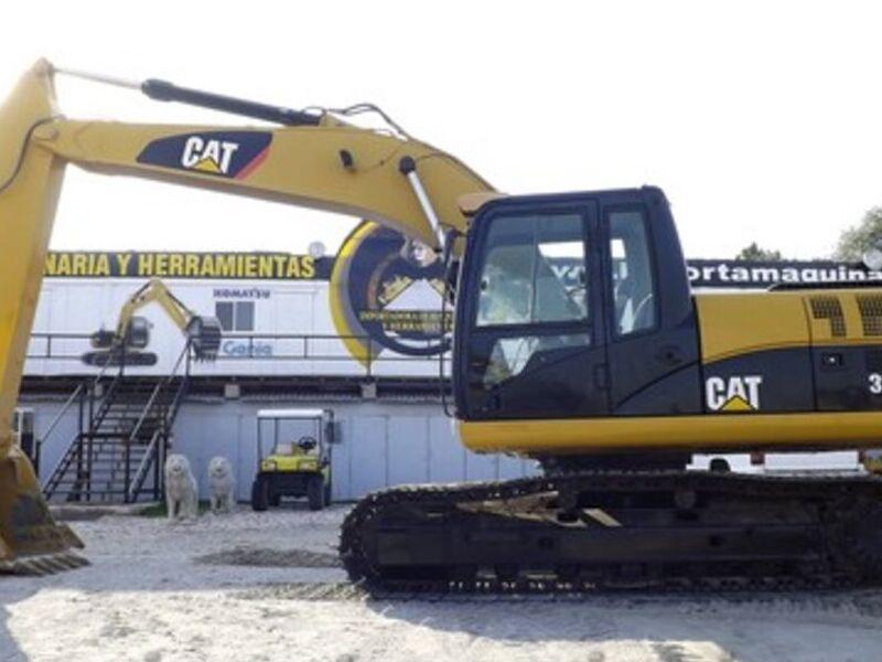 Excavadora Hidráulica Caterpillar 320DL