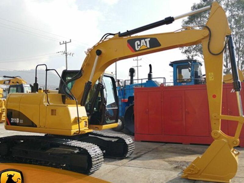 Excavadora CAT 311DRR MÉXICO DF
