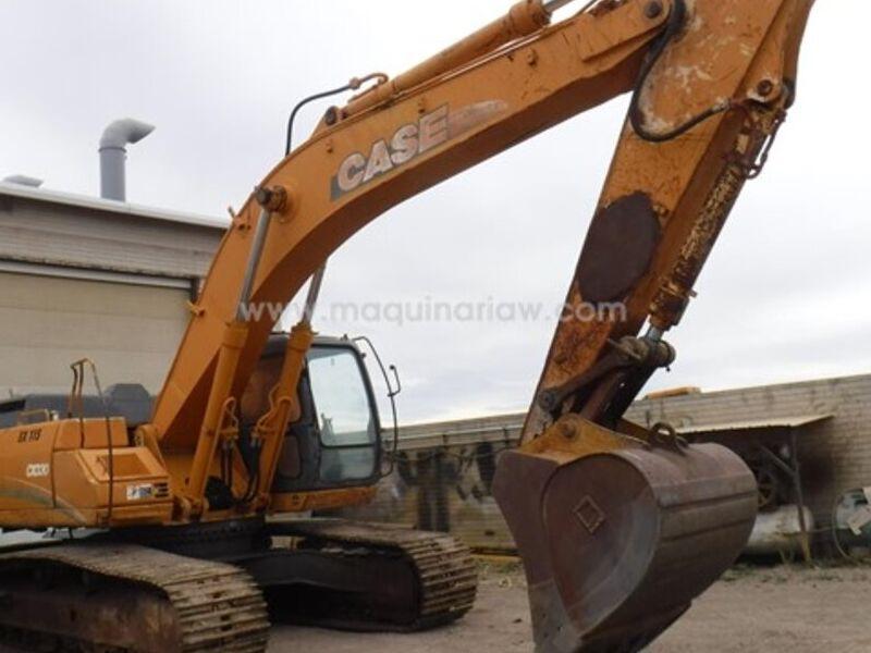 Excavadoras 31 2004 CASE CX330