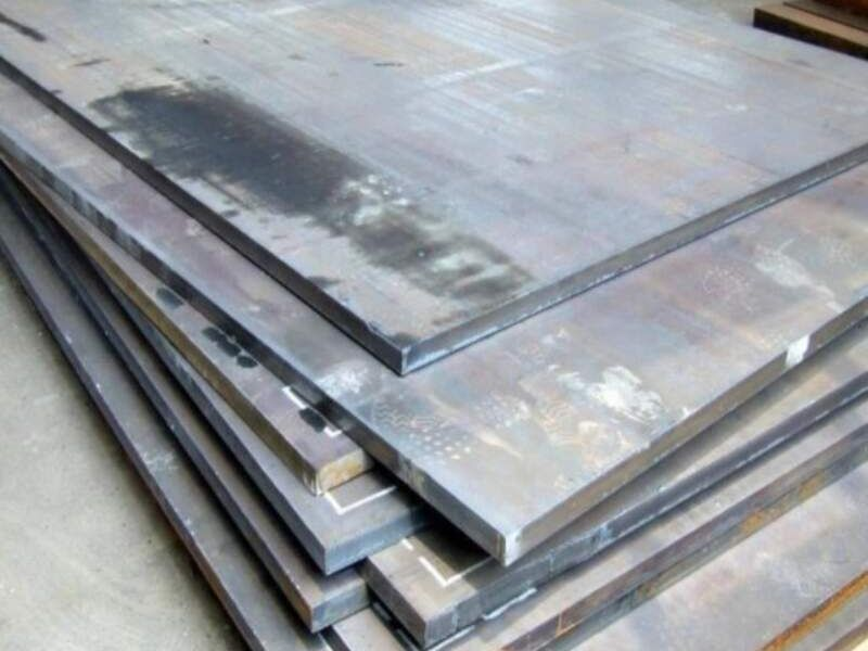 Placas de Acero ASTM A588 (CORTEN)
